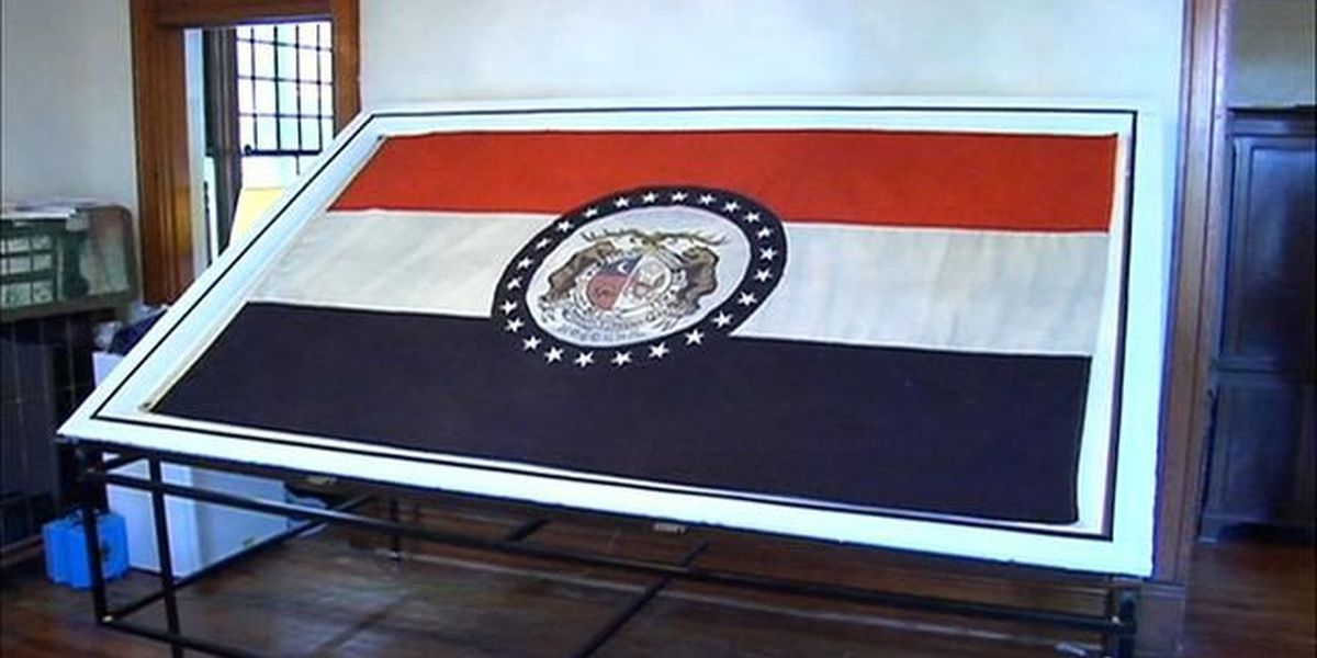 Missouri State Flag celebrates 106th Birthday, has Cape Girardeau origin