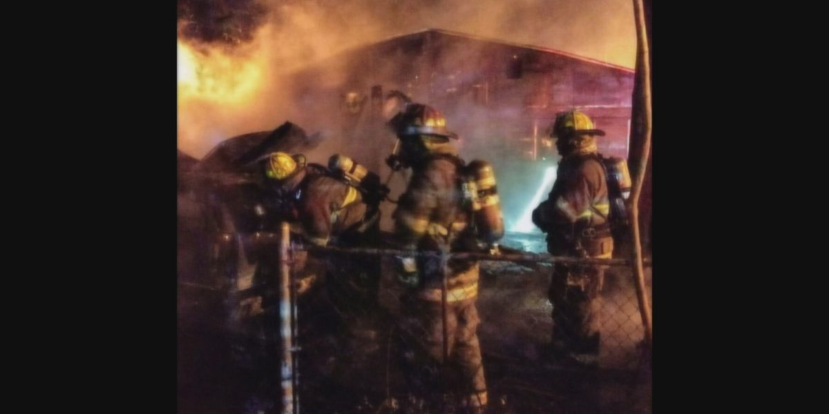Blytheville Fire Department has busy night, fights multiple fires