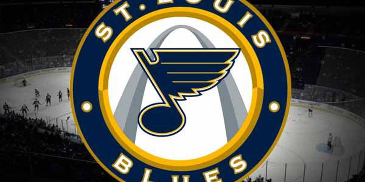St. Louis Blues looking for first round sweep