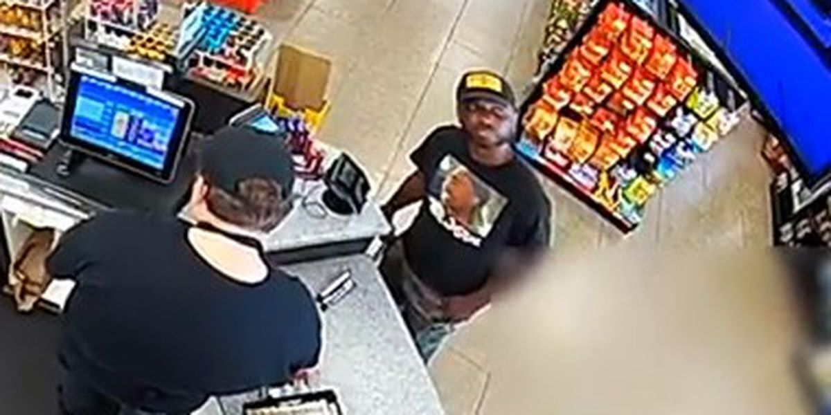 Police trying to identify man suspected of using stolen credit card
