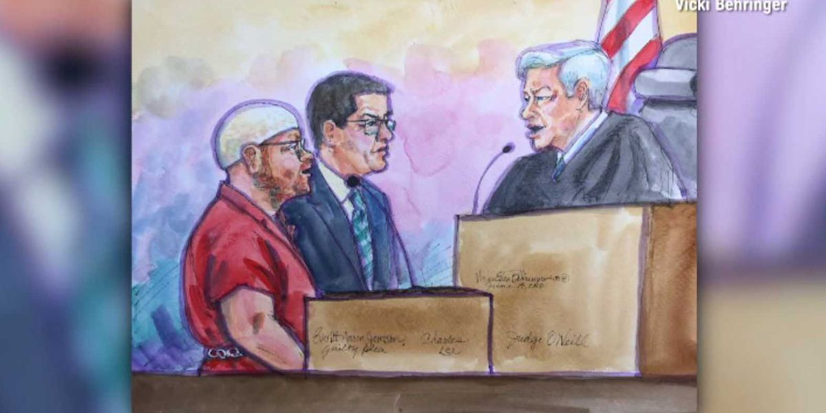 CA man pleads guilty in San Francisco terror plot