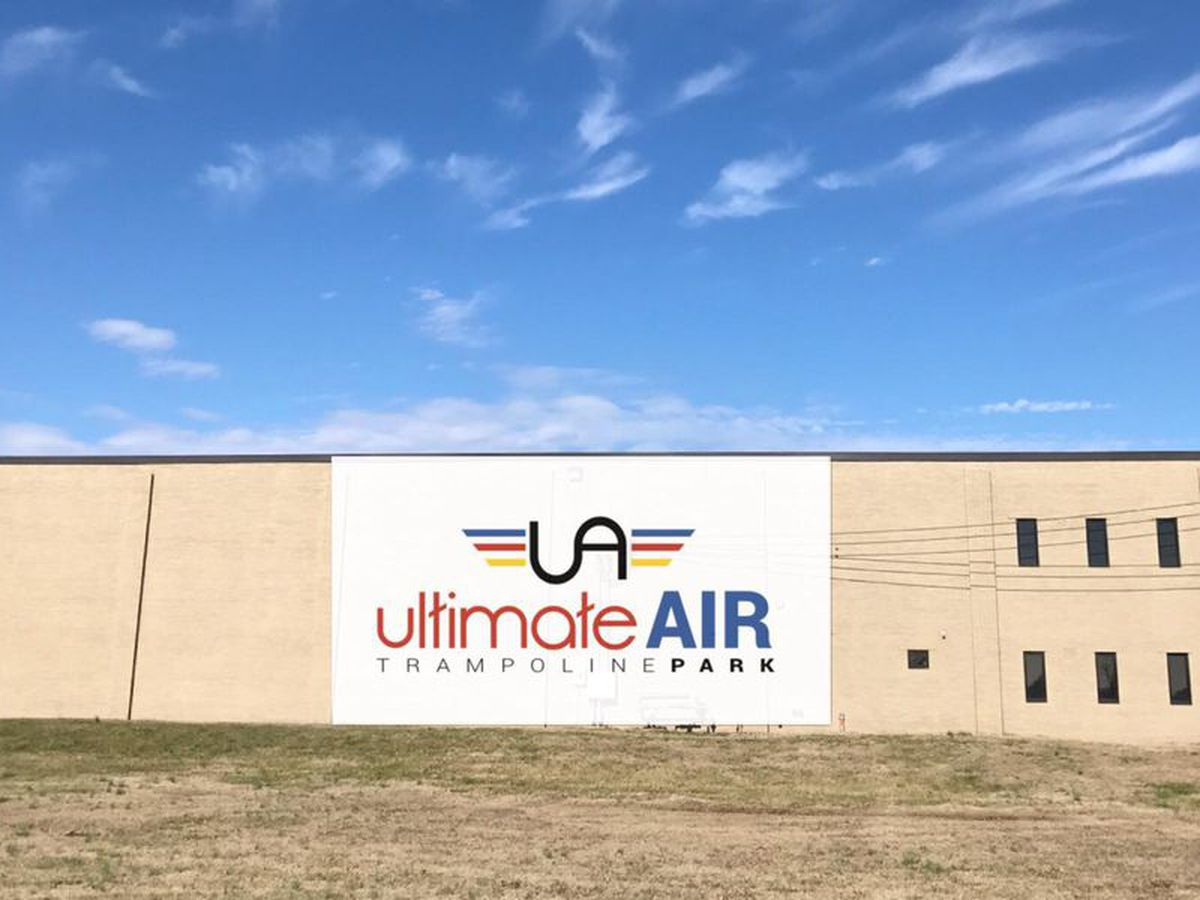 Ultimate Air Trampoline Park temporarily closed due to storm damage