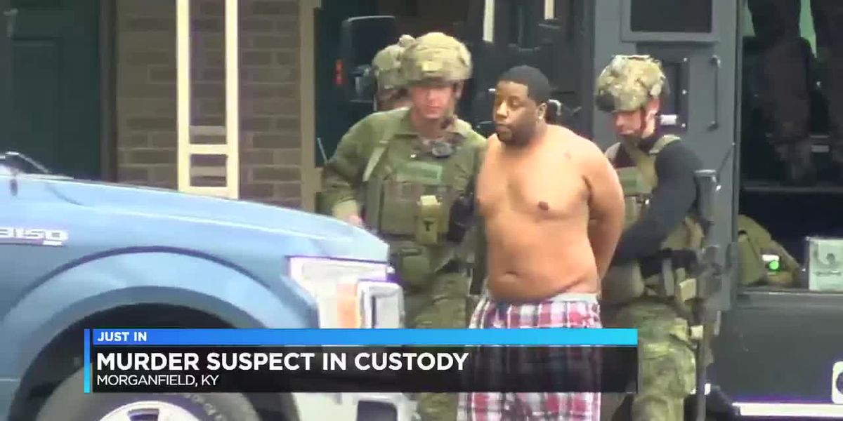 Wanted Ill. murder suspect now in custody in Union Co.