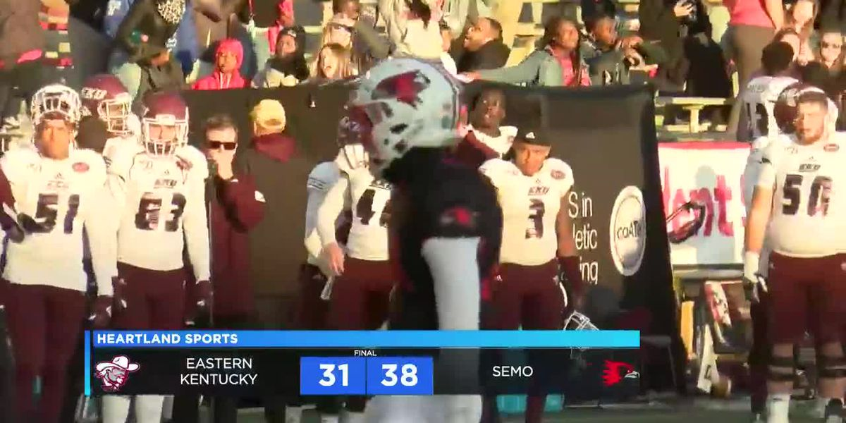 Eastern Kentucky vs Semo Football
