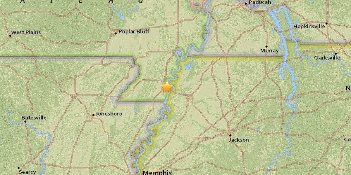 Did you feel it? 3.3 magnitude earthquake rattles Caruthersville, MO