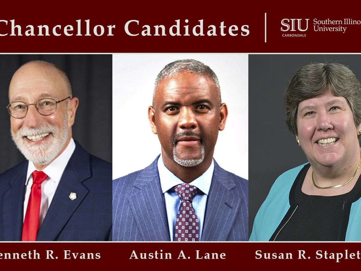 SIU to conduct virtual interviews with chancellor candidates