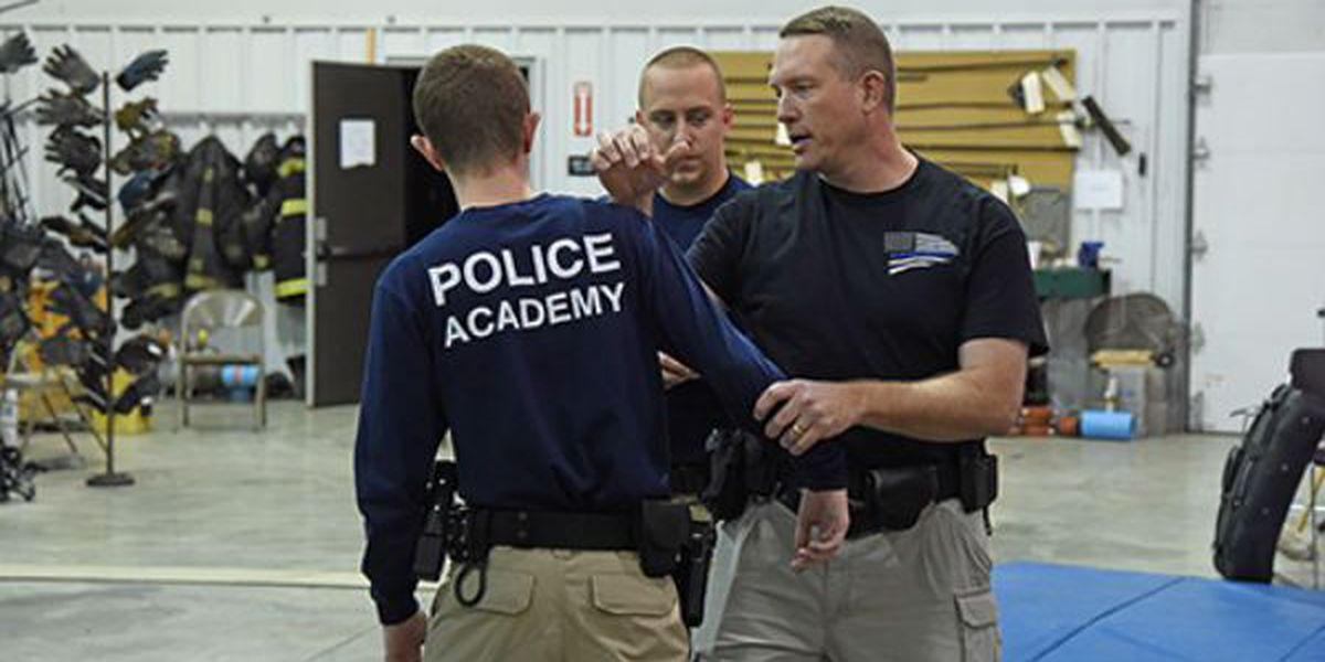 Rend Lake College hosts Part-Time Police Academy