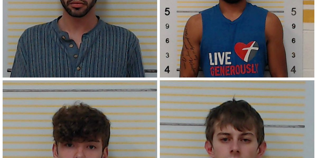 4 suspects arrested in connection to Chester, IL robbery