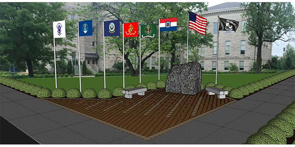 Southeast Missouri State University will break ground on Veterans Plaza