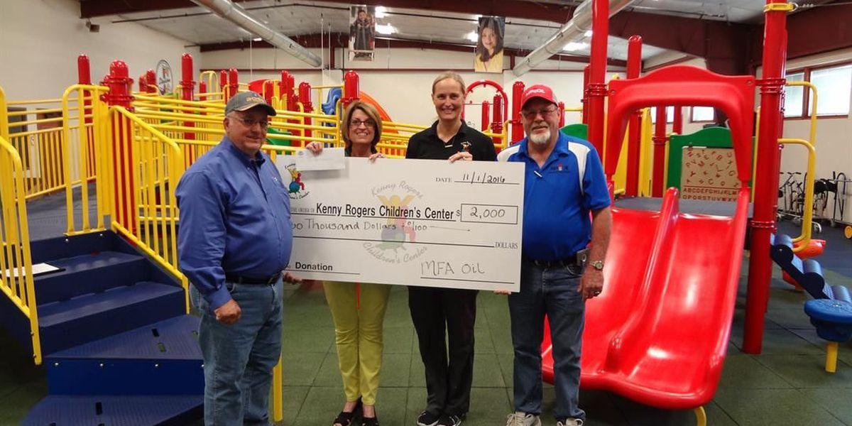 Foundation's grant helps children in Sikeston