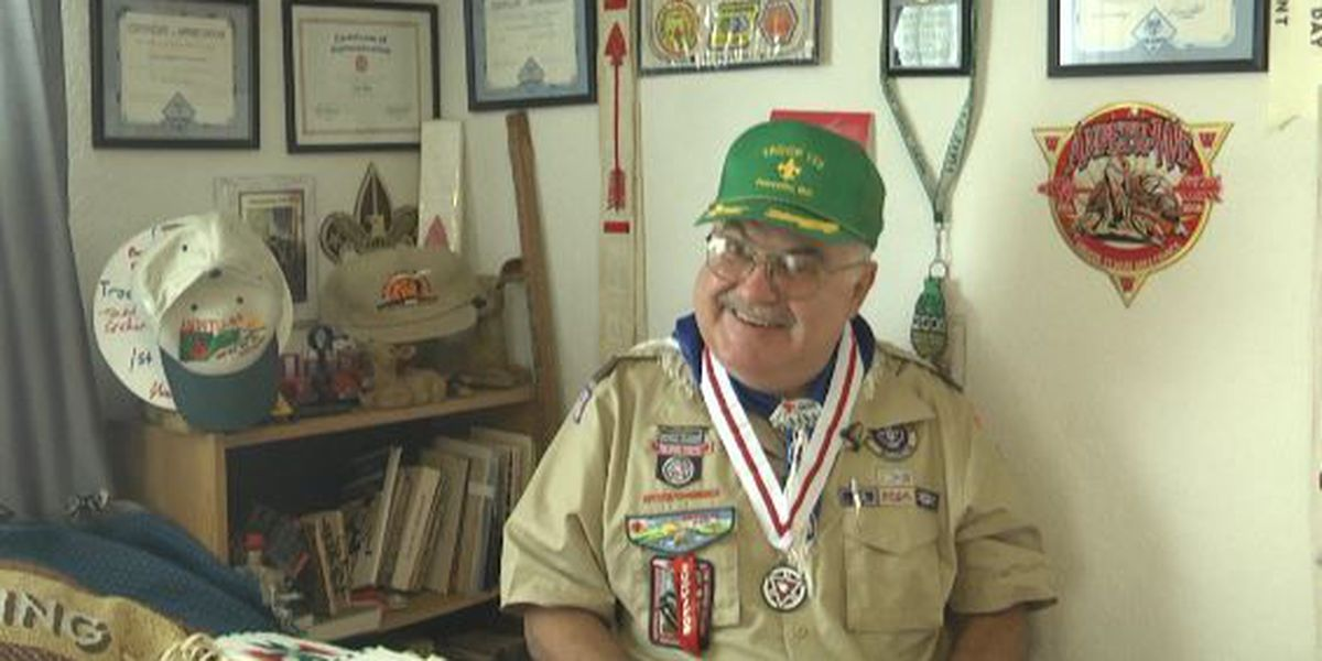 Long-time Perryville Scout leader has died
