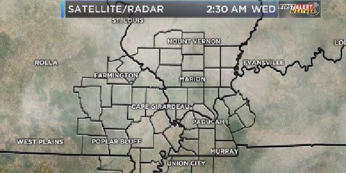First Alert: Mild, windy weather blows through the area