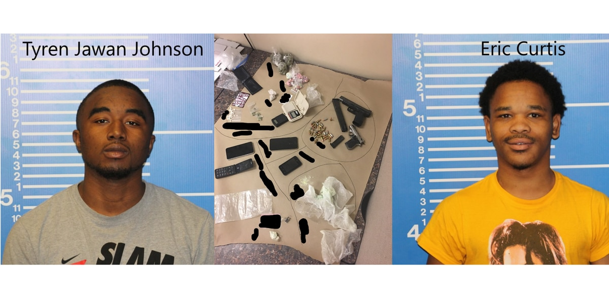 Two arrested several charges during joint investigation in Sikeston, Mo.