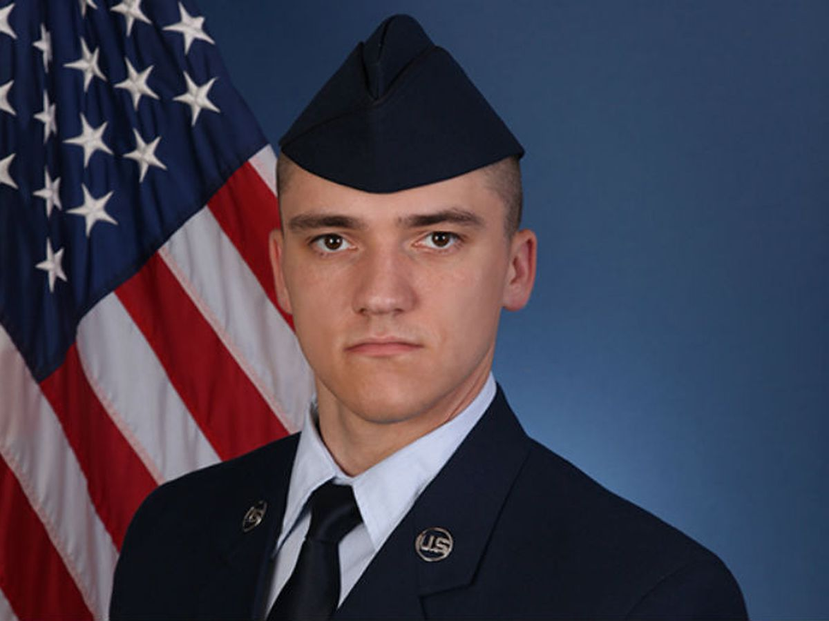 Ballard Co. native graduates Air Force basic training