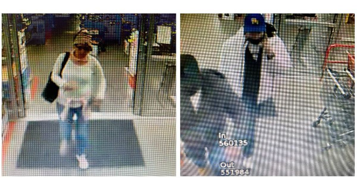 3 sought in chainsaw theft