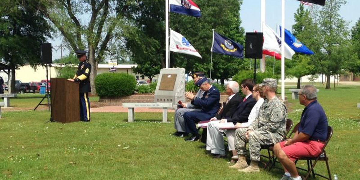 Hundreds gather in Sikeston to honor fallen heroes