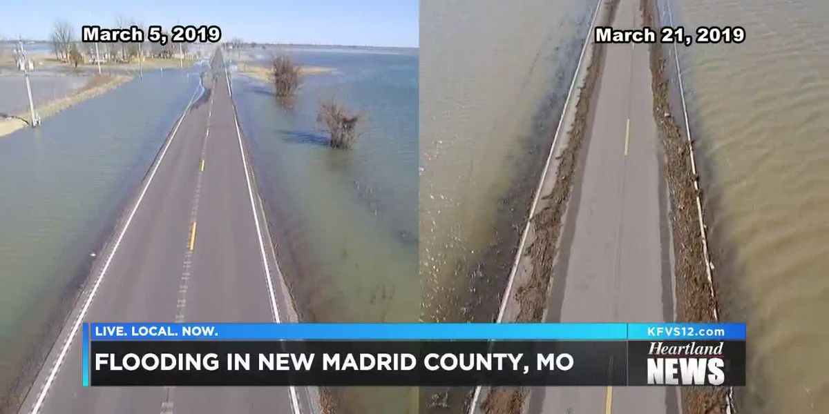New Madrid flooding woes