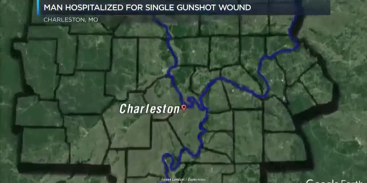 1 person injured in shooting in Charleston, MO