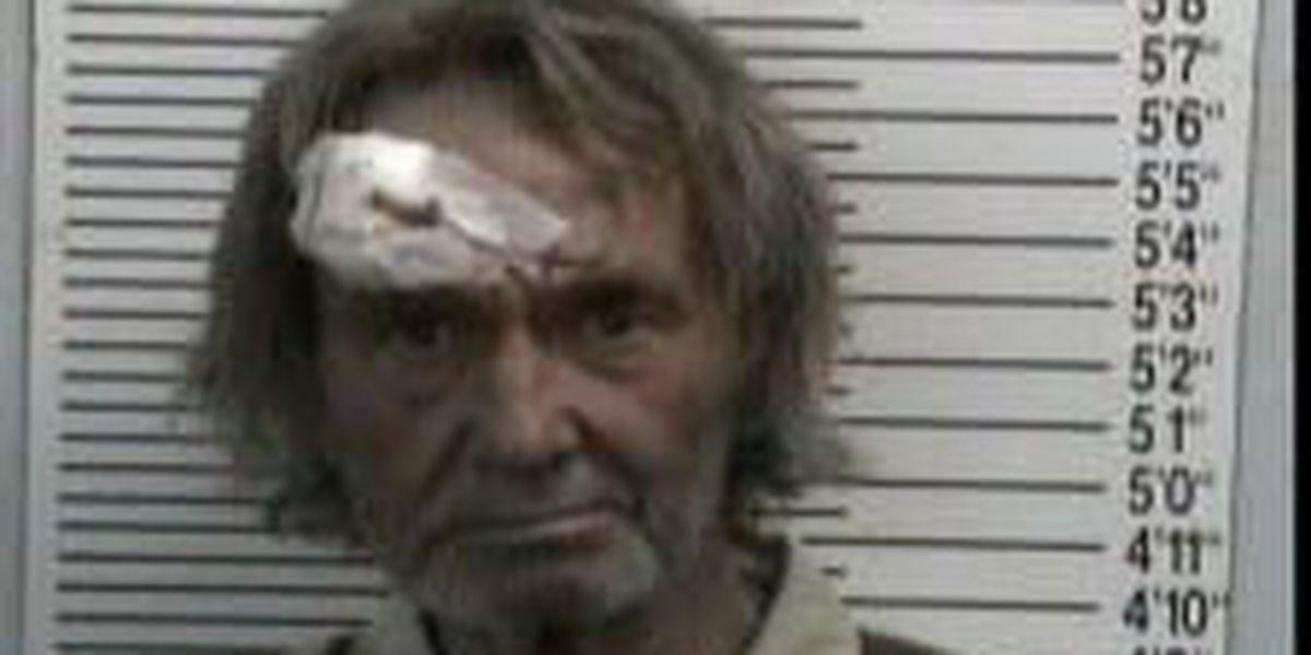 Steele man arrested for assault on a police officer
