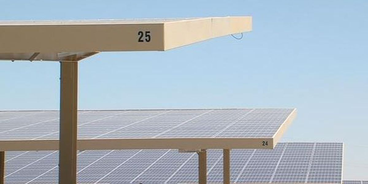 Missouri city opens largest solar farm in the state
