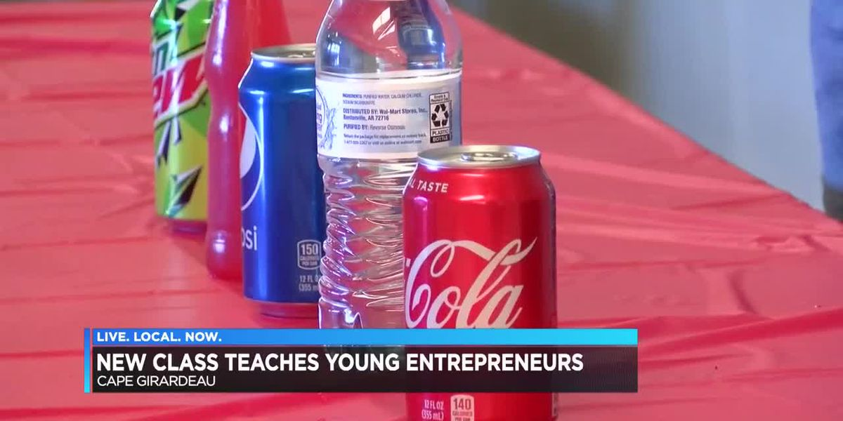 New class teaches young entrepreneurs at Cape Central