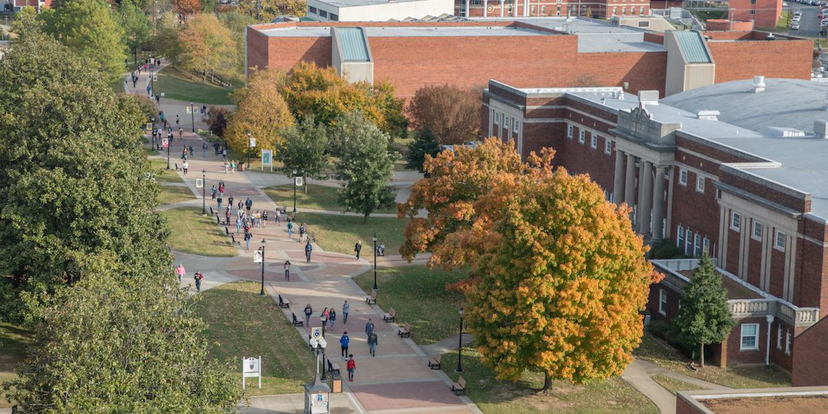 Students temporarily moved after dorm evacuated at Murray State