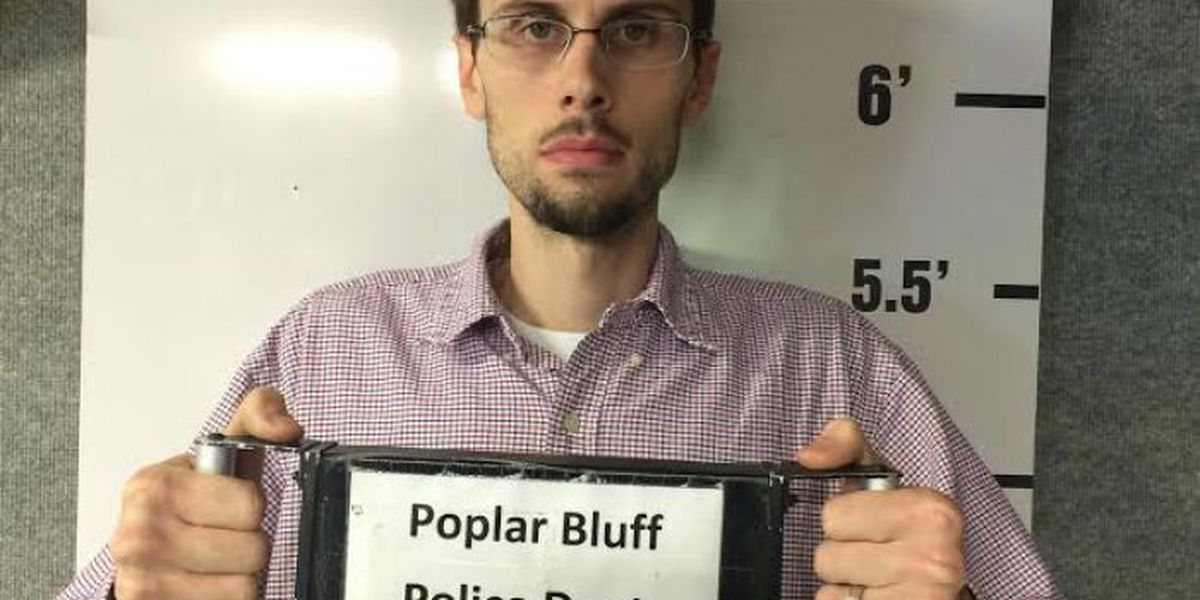 Poplar Bluff Police arrest man in connection to shoplifting case