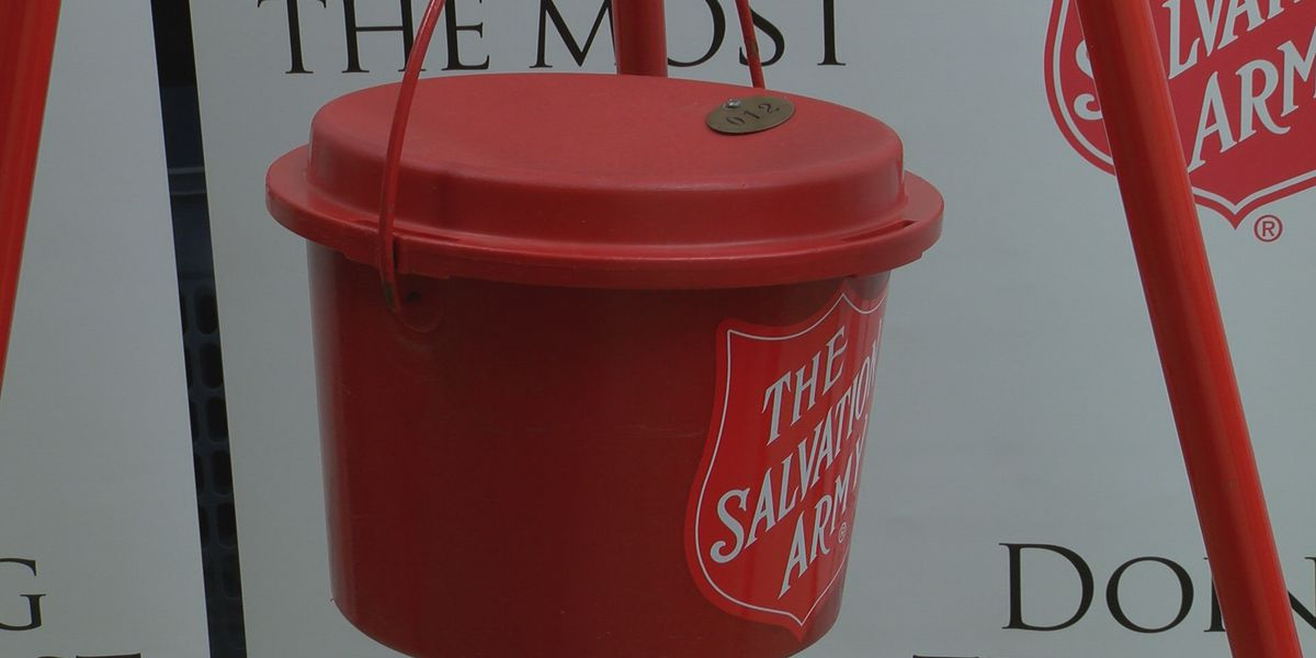 Help the Salvation Army