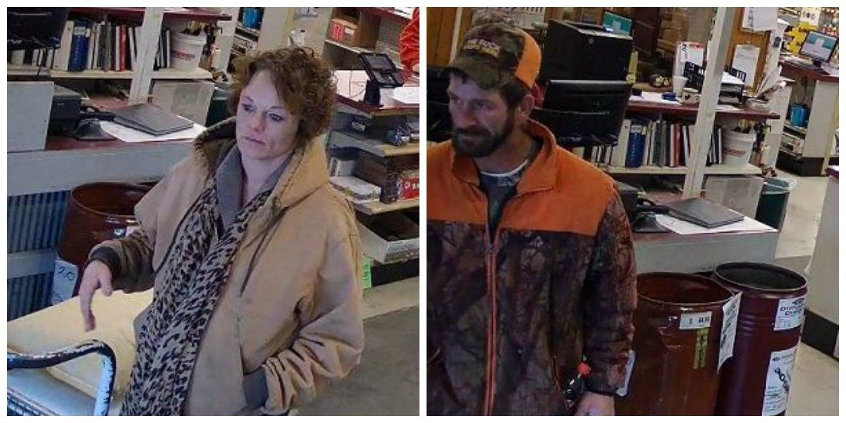Perryville, MO police looking for 2 for questioning