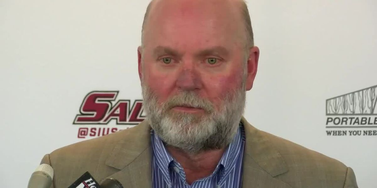 SIU athletic director Jerry Kill leaving, accepts position at Virginia Tech
