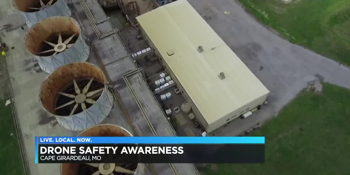 Drone safety awareness