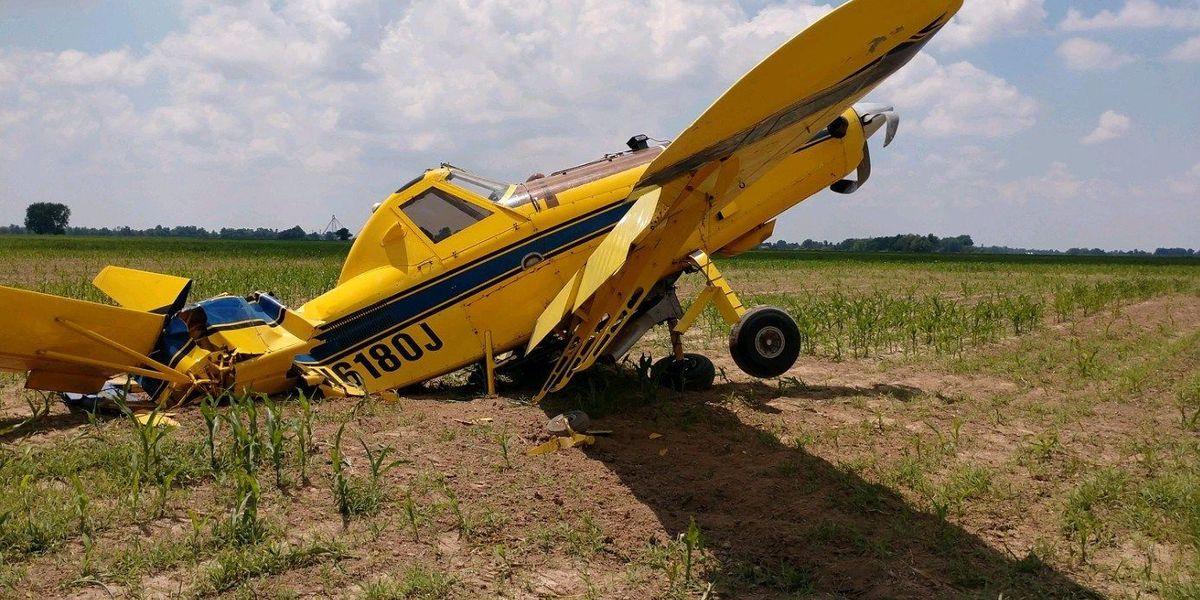 Small plane crashes in Butler County, MO