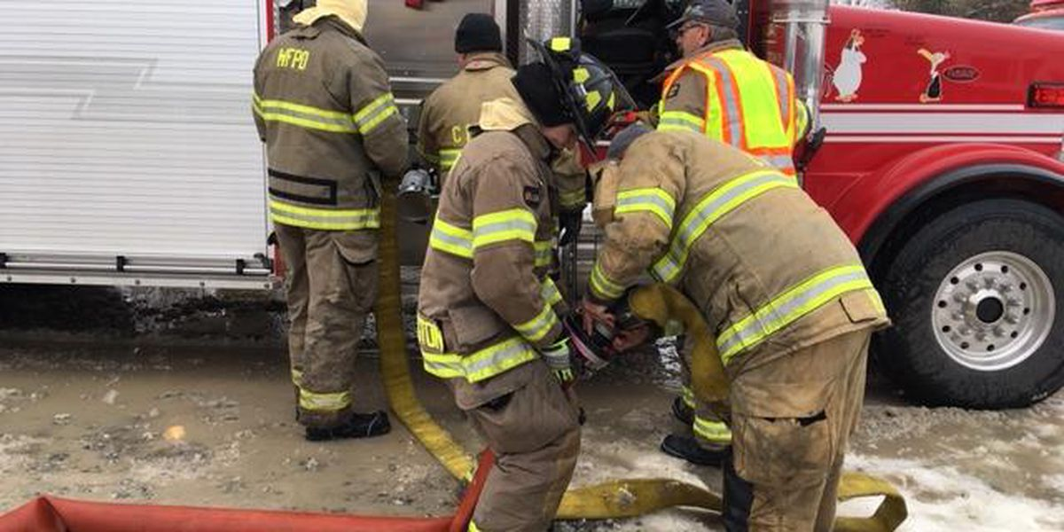 4 county-wide firefighter training helps with real world scenarios
