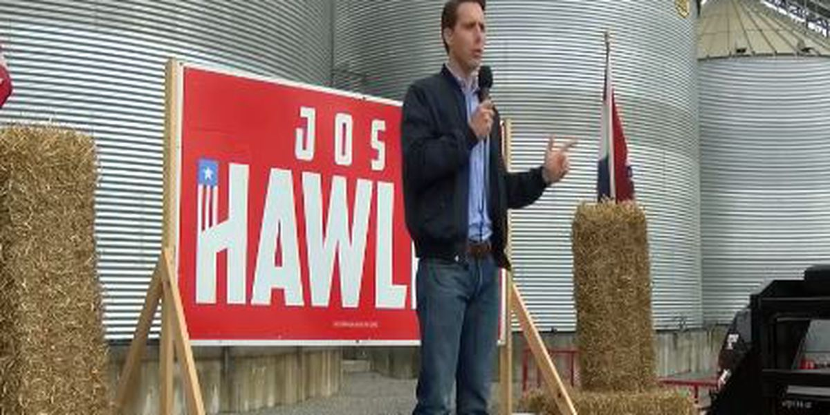 GOP's Hawley spent $11M on successful Missouri Senate bid