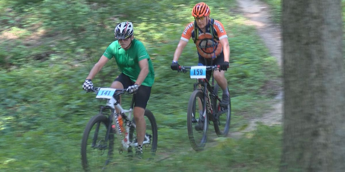 Mountain biking gaining traction in southeast Mo. with racing event