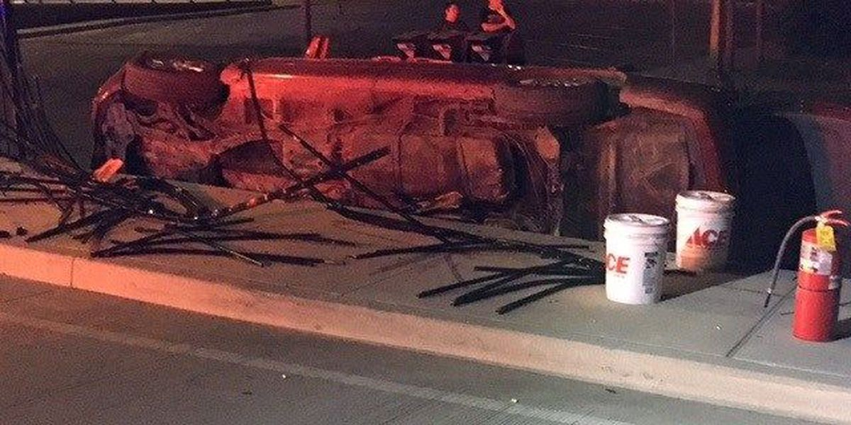 Crash leads to power outage in Jackson, MO and road closure