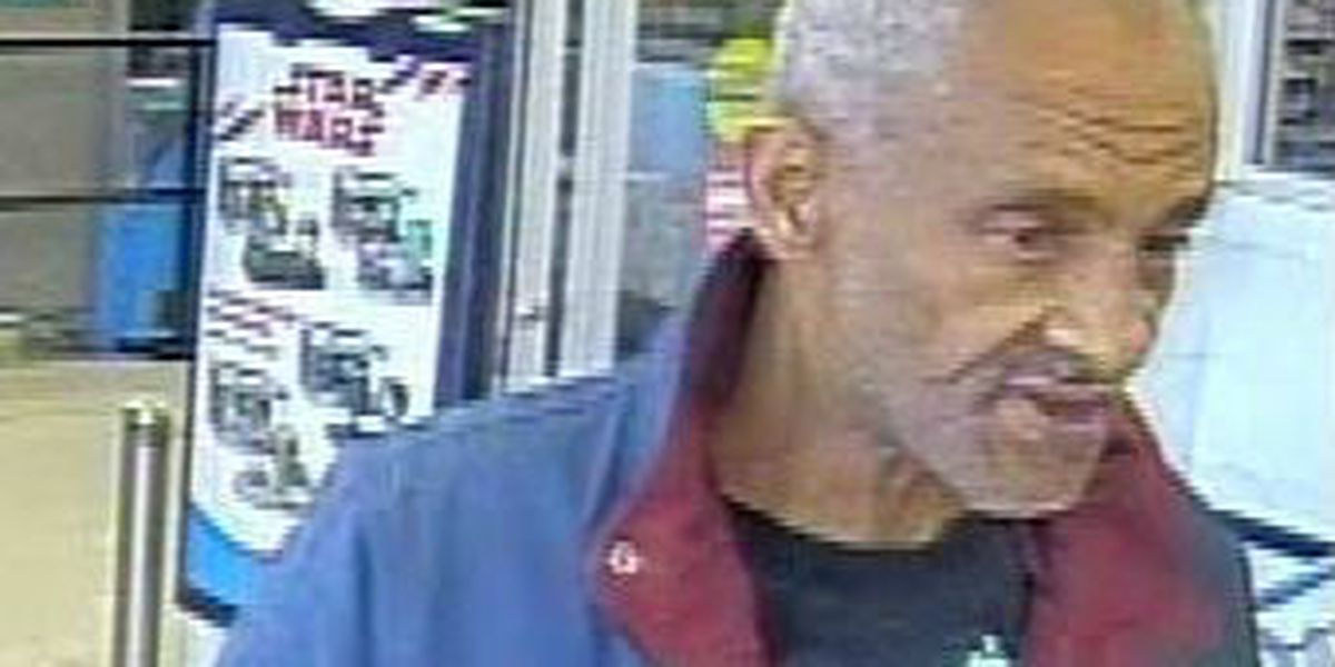Man reportedly took Chromebook from Walmart in Anna, IL