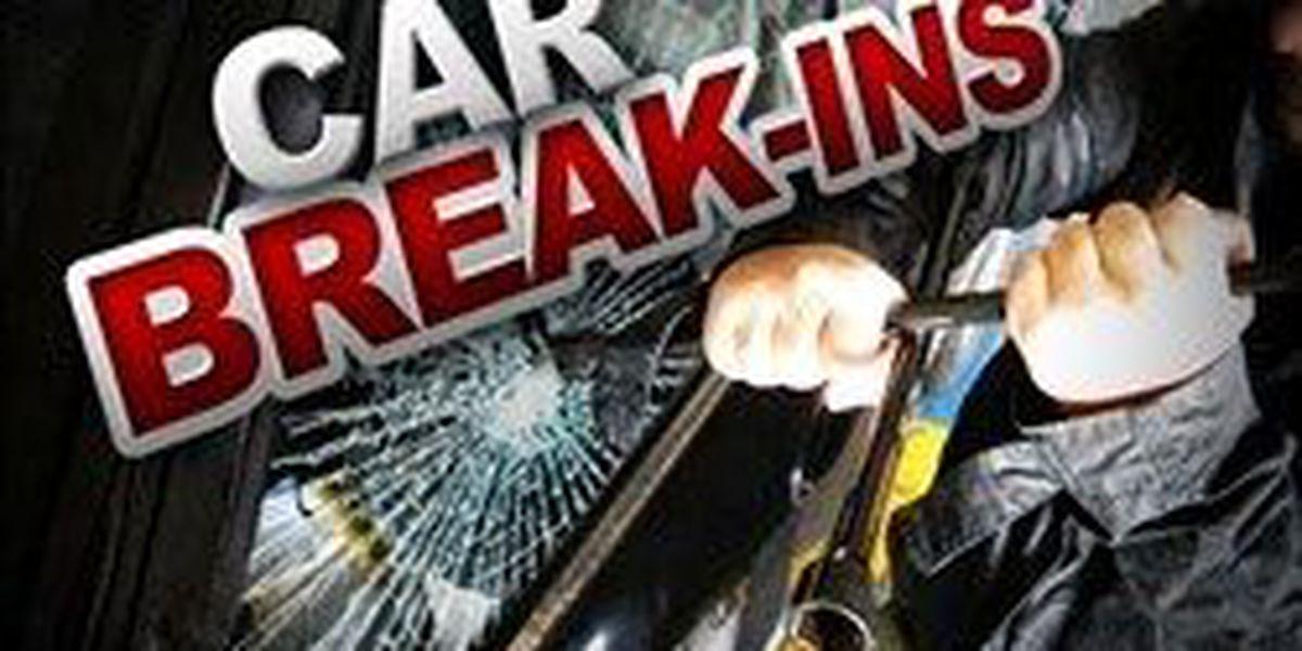 Federal agents investigating Farmington break-ins