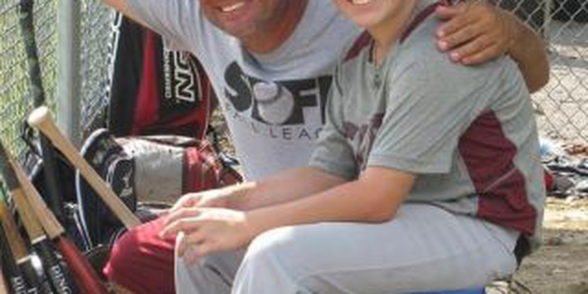 Elkville baseball community remembers coach with fundraiser