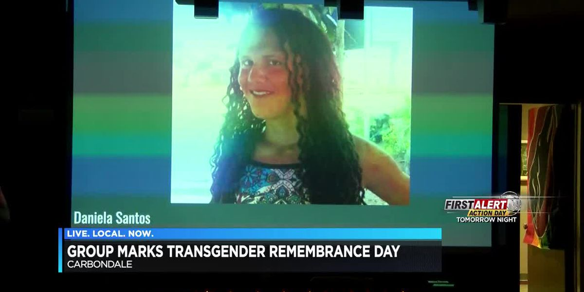 Group marks transgender day