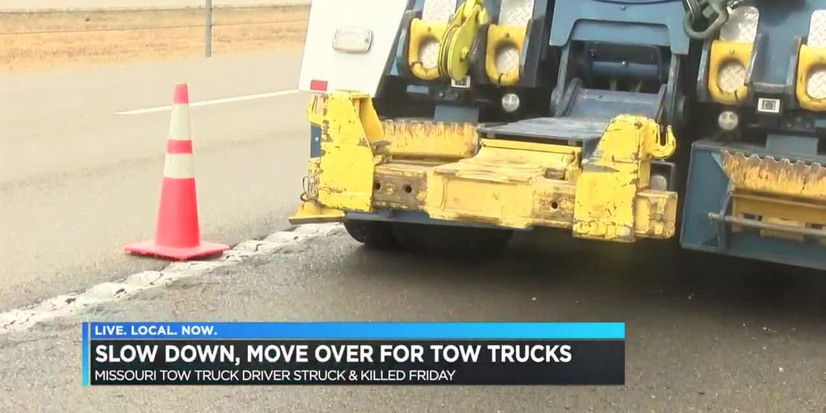 Tow Truck Driver Safety