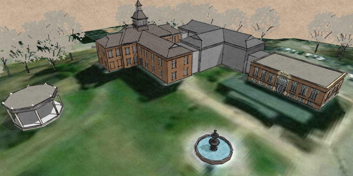 Potential design for future Cape Girardeau City Hall released
