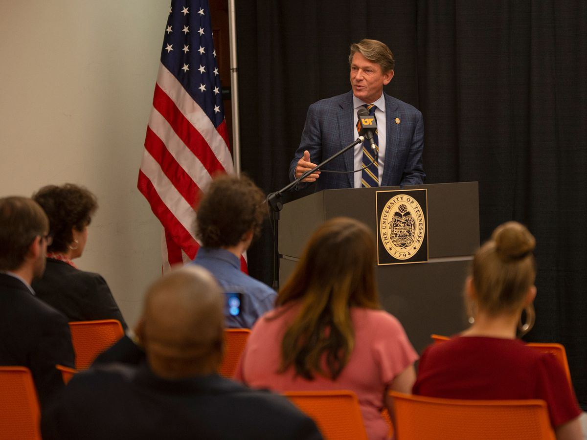 UT Board appoints Randy Boyd as interim president