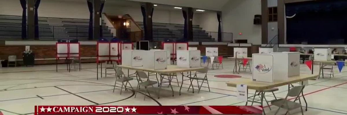 Mo. voters head to the polls for municipal elections