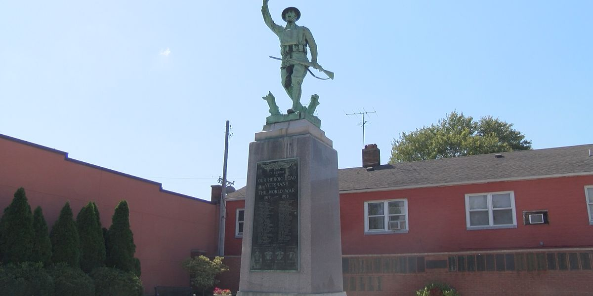 Herrin Doughboy Committee to restore copper statue