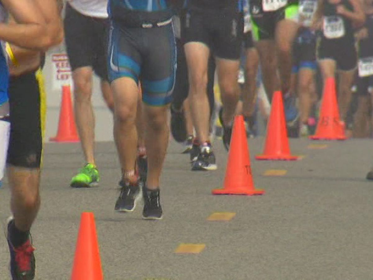 Running a marathon may help you live longer, study says