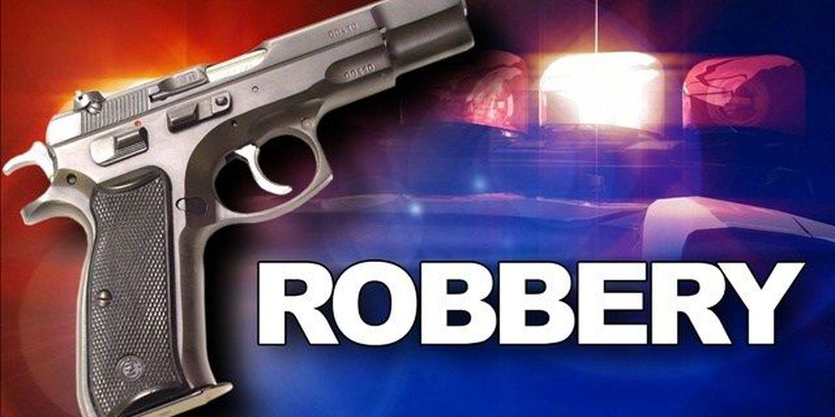 Alexander County Sheriff's Dept. searching for armed robbery suspect