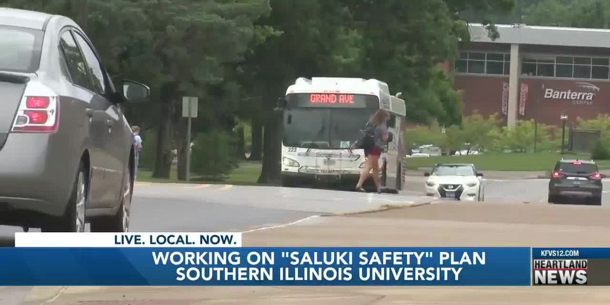 "SIU works on ""Saluki Safety"" plan"