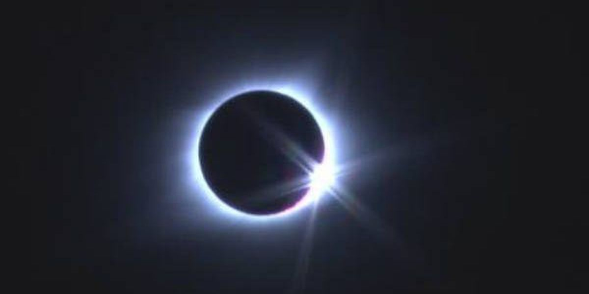 Total solar eclipse moved across South America on Tuesday