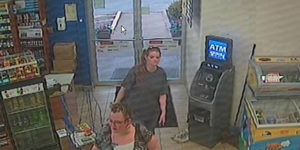 KSP arrest 1 woman for shoplifting at a truck stop
